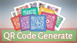 QR Code Generate